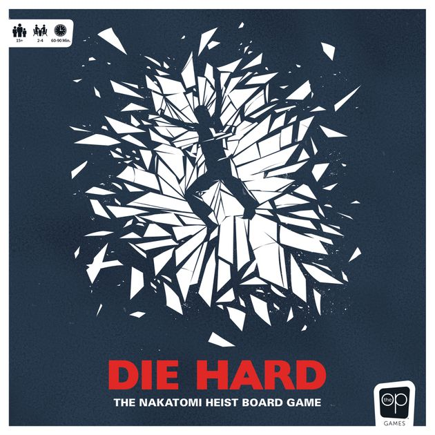 Die Hard The Nakatomi Heist Board Game - best christmas board games for adults