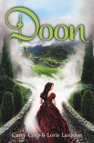 Doon by Carey Corp - best fantasy books set in Scotland