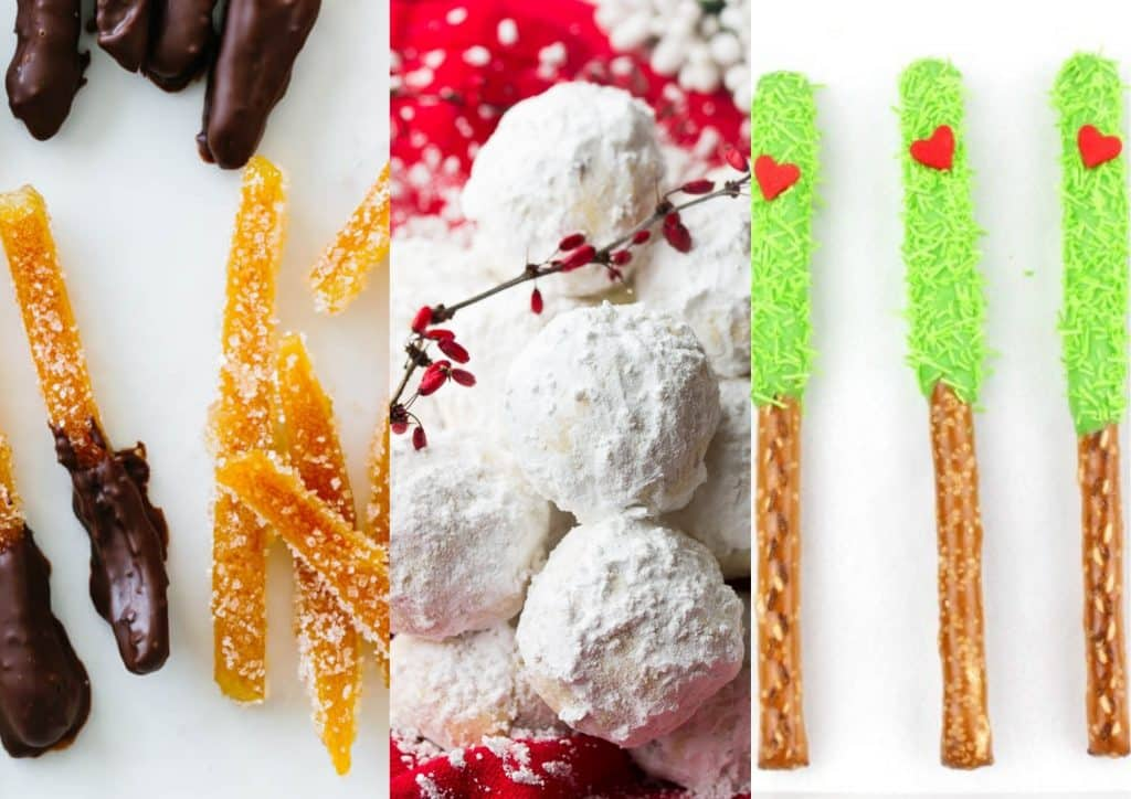 Easy Christmas Treats & Snacks Inspired by Movies & Books