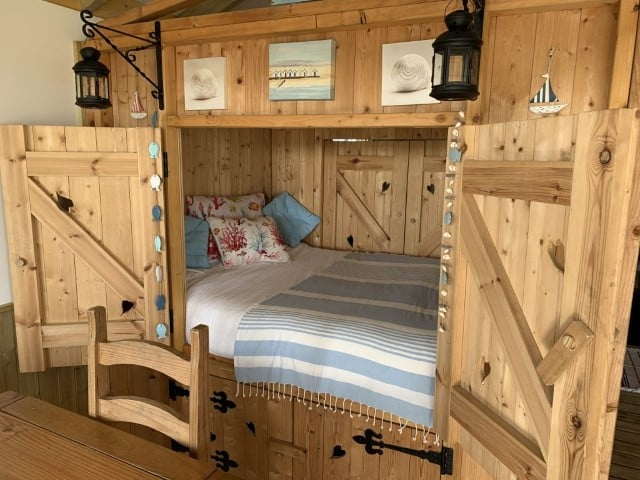 Harvest Moon Holidays interior - Glamping in scotland (Small)