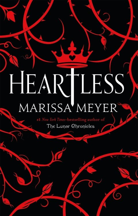 Heartless by Marissa Meyer - ya fantasy books about food (Small)