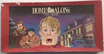 Home Alone Board Game - christmas board games