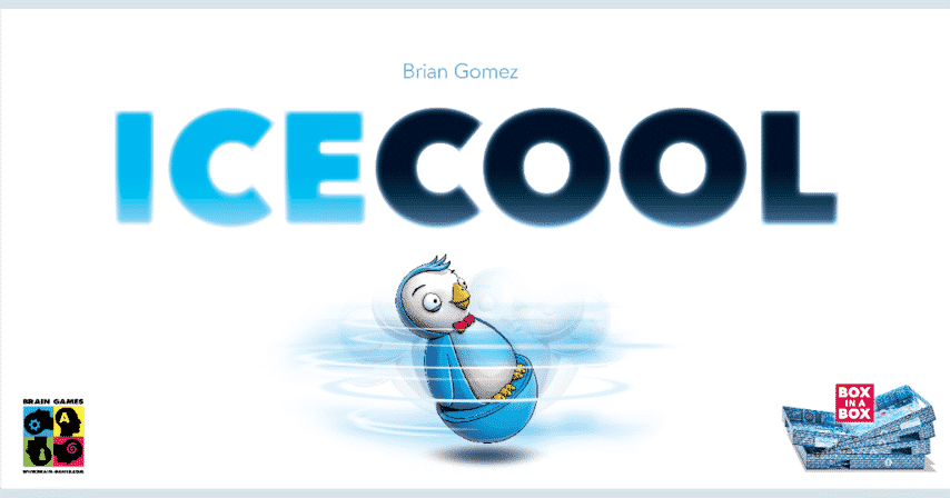 ICECOOL - best christmas board games for families (Small)