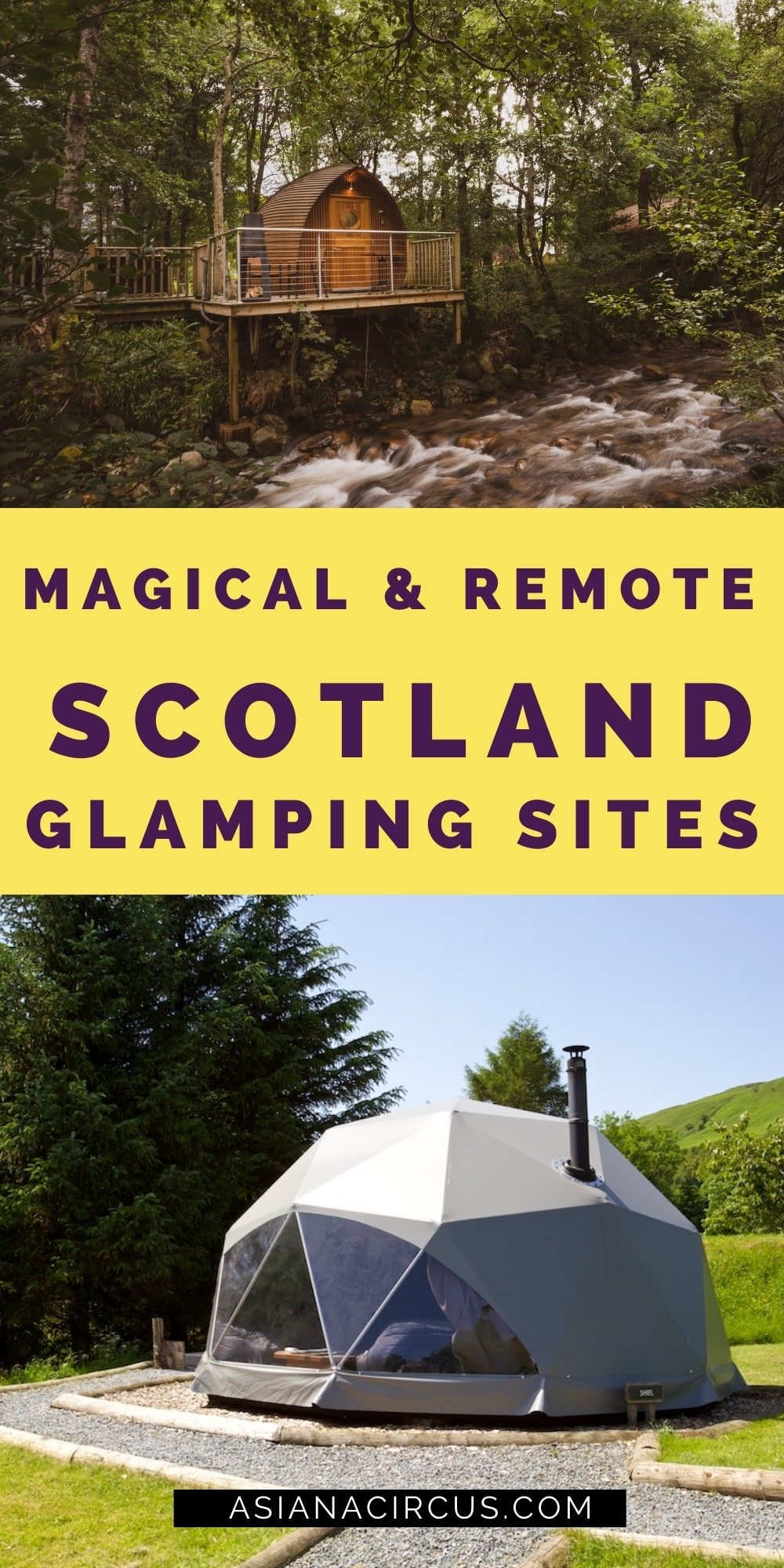Magical & Remote Scotland Glamping Sites (3)
