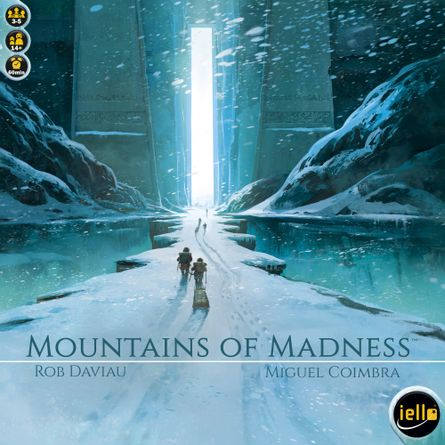 Mountains of Madness - christmas board games for adults