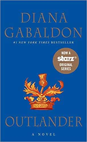 Outlander by Diana Gabaldon, Historical Romance Book Series, Published 1991