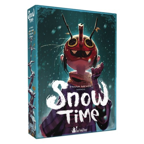 Snow Time - christmas board games for families