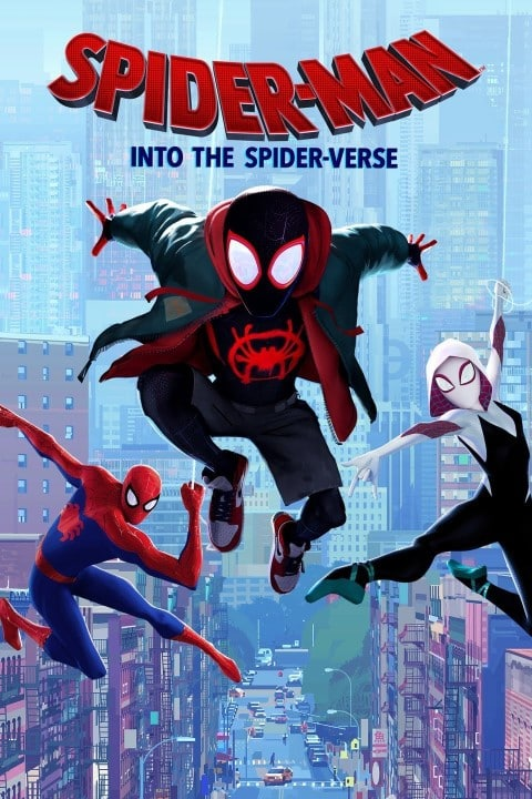 Spider-Man Into The Spider-Verse - US action animated movie, released in 2018 (Small)