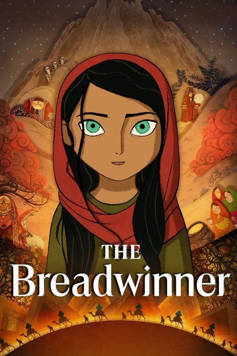 The Breadwinner - best wanderlusty animated movies on netflix for Adults (Small)