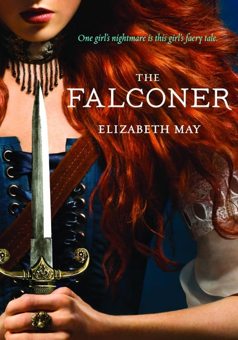 The Falconer by Elizabeth May - best fantasy books set in scotland