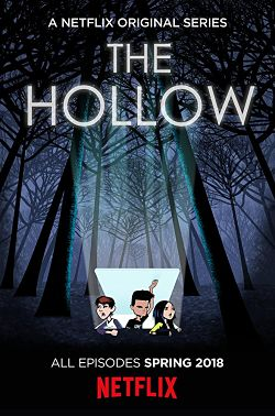 The Hollow - best animated series on Netflix For Adults