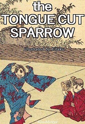 The tongue cut sparrow Shitakiri Suzume by Eitaku Kobayashi - Japanese novels