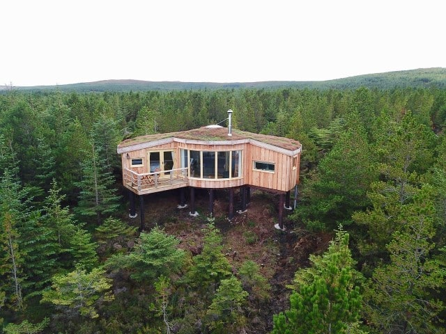 Uist Forest Retreat, Glamping in North Uist, Scotland (Small)