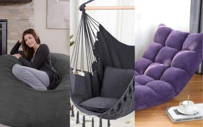 Unique & Comfy Reading Chairs That Will Transform Your Home
