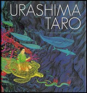 Urashima Taro by Robert B. Goodman, George Suyeoka (Illustrator) - Japanese Novels