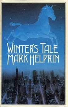 Winter's Tale by Mark Helprin - fiction winter books