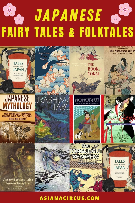 best Japanese Folktales & Fairy Tales To Read