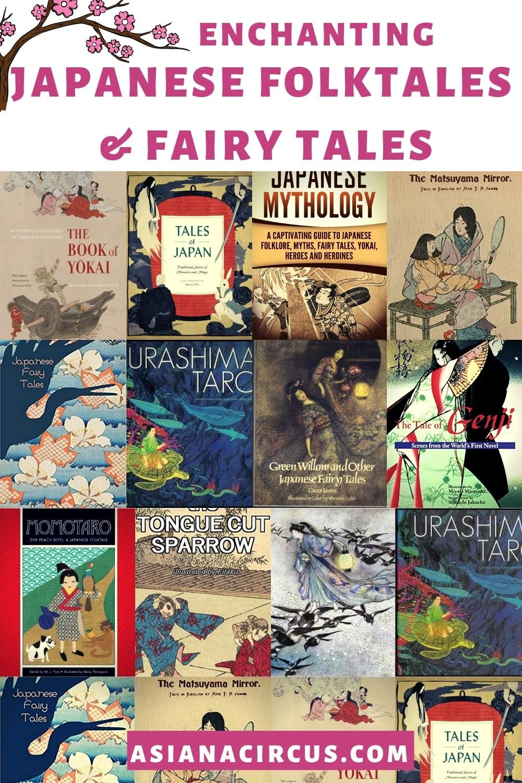Best Japanese Folktales & Fairy Tales