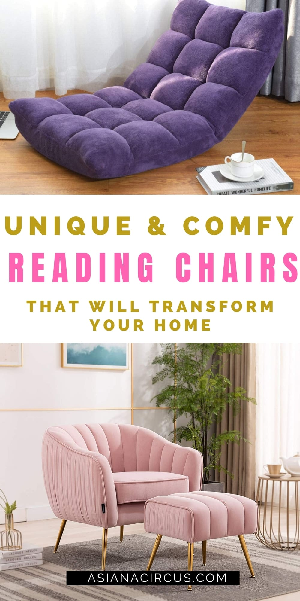 best Unique And Comfy Reading Chairs