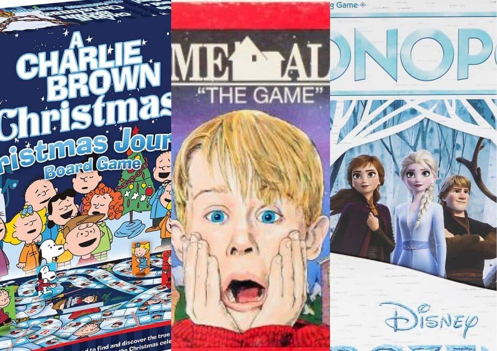 best christmas board games - winter board games