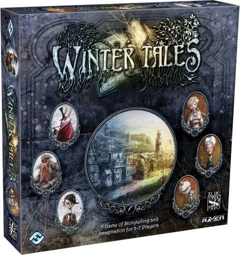 winter tales christmas board game for families (Small)