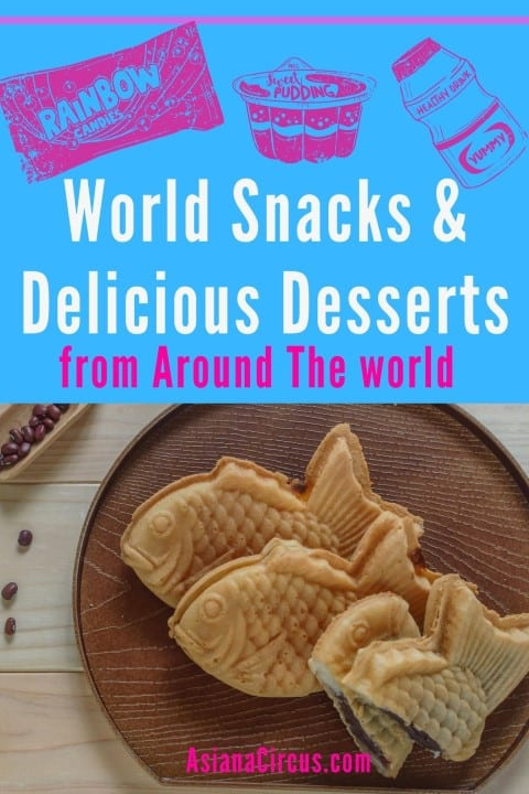 Best World snacks for gifts