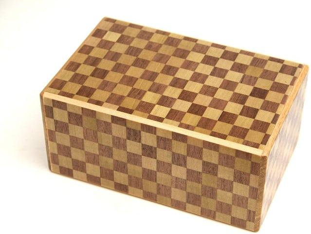 Hakone ekiden Japanese Puzzle Box Limited Edition
