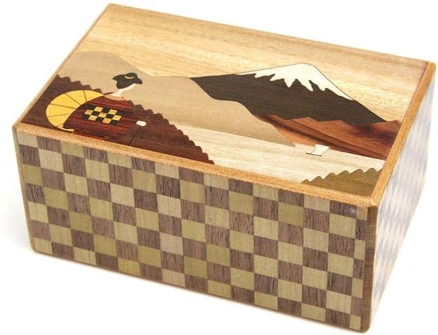Maiko Japanese Puzzle Box