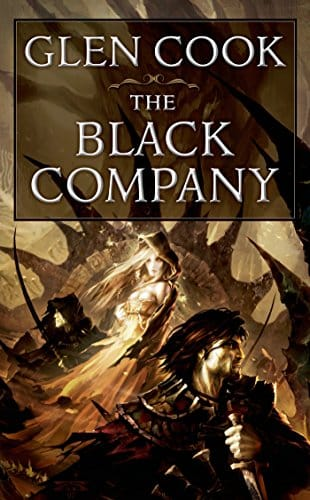 The Black Company by Glen Cook, Published: May 15, 1984, classic epic dark fantasy novel series