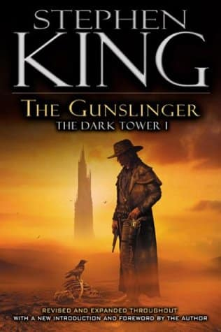 The Dark Tower by Stephen King, Published: June 10, 1982, Science Fiction Dark Fantasy Novel Series