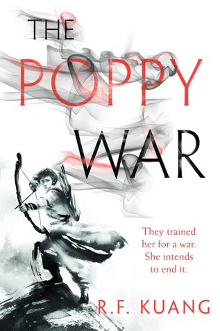 The Poppy War by R. F. Kuang, Published: 2018, Grimdark Fantasy Audiobook