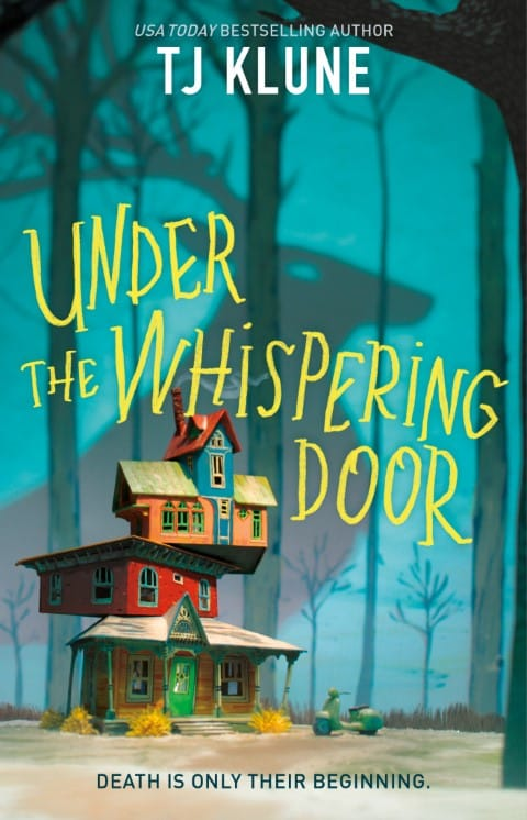 Under the Whispering Door Book by T.J. Klune, Expected on: September 21, 2021, Contemporary LGBT+ Romance Fantasy Audiobook