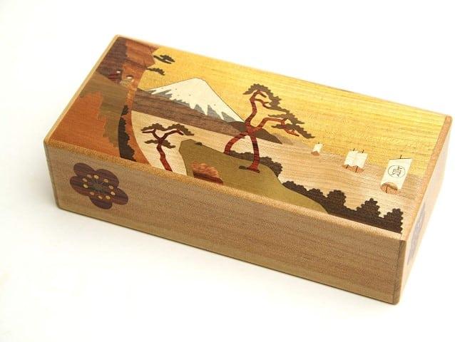 Yui Japanese Puzzle Box