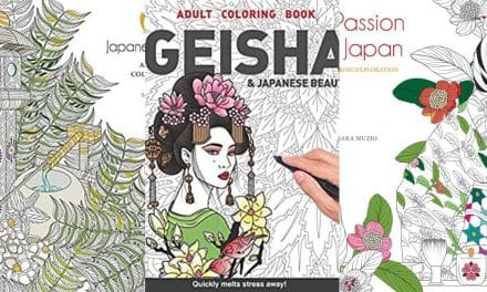 17 Best Japanese Coloring Books for Adults