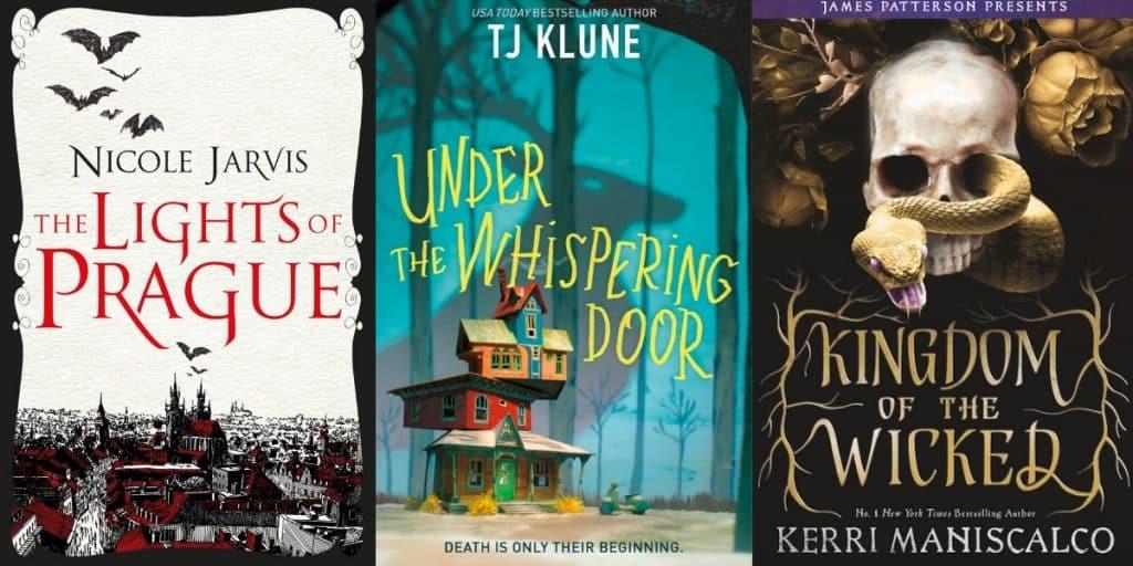 best dark fantasy audibooks for adults