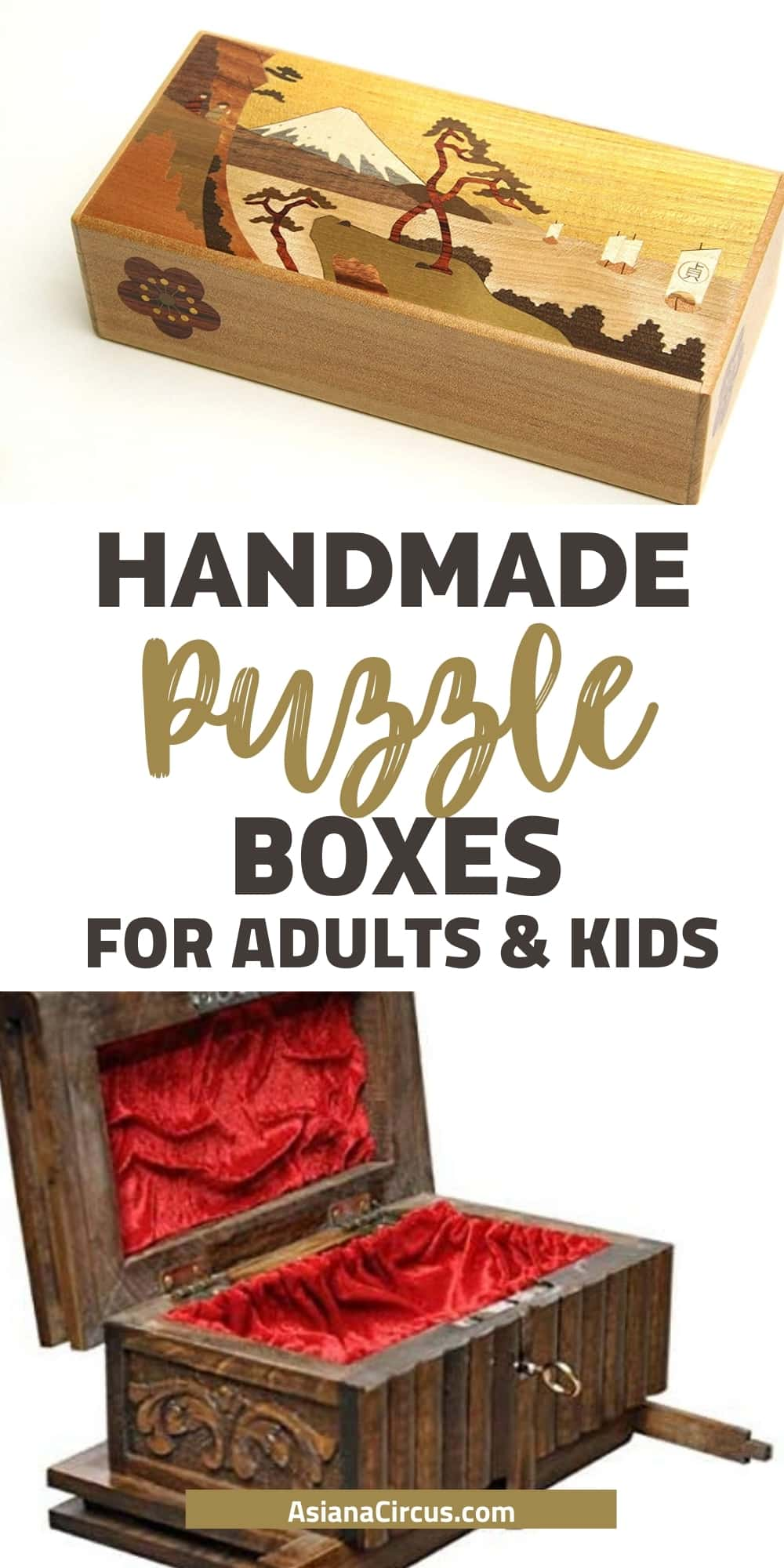 best puzzle boxes for adults