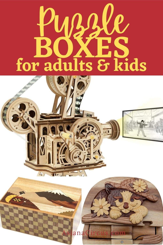 best puzzle boxes