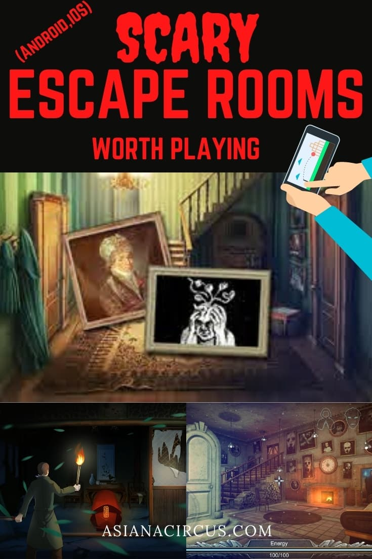 best scary escape rooms worth playing