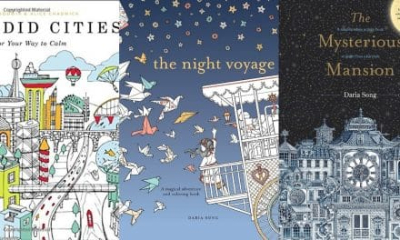 15 Best Travel Coloring Books For Adults