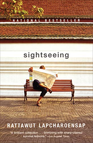 Sightseeing by Rattawut Lapcharoensap, Thai Fiction Book About Thailand, Published 2004