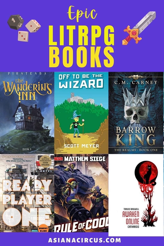 top LitRPG books