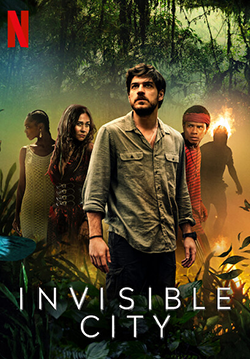 Invisible City netflix - best new witch shows on netflix