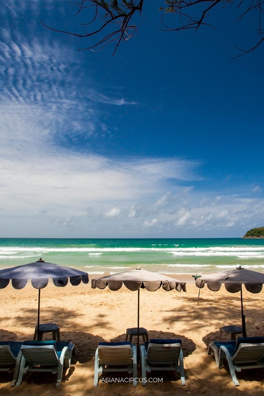 Kata beach for Surfing & Nightlife - best beaches in Phuket, Thailand