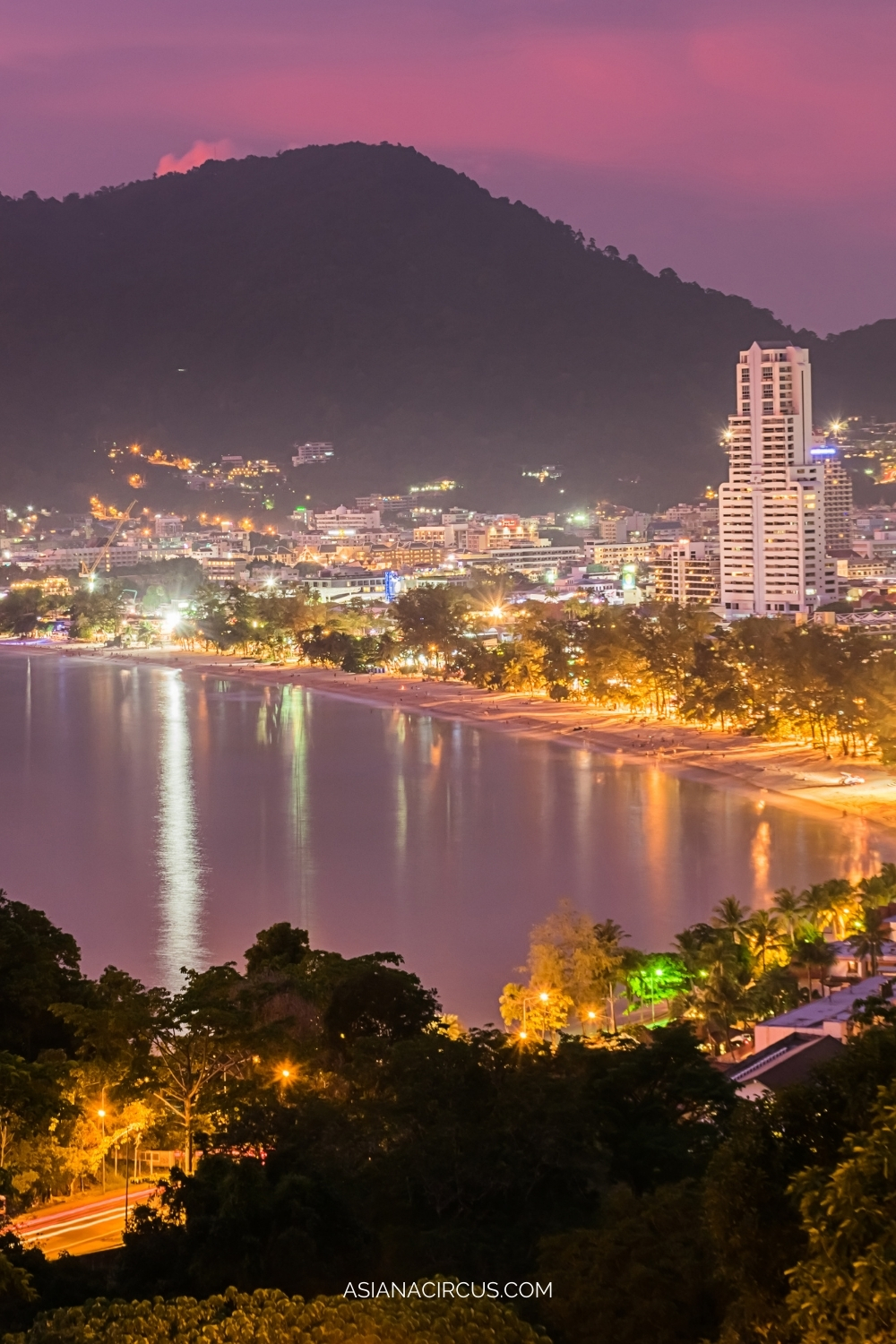 Patong for nightlife seekers - best beaches in Phuket, Thailand