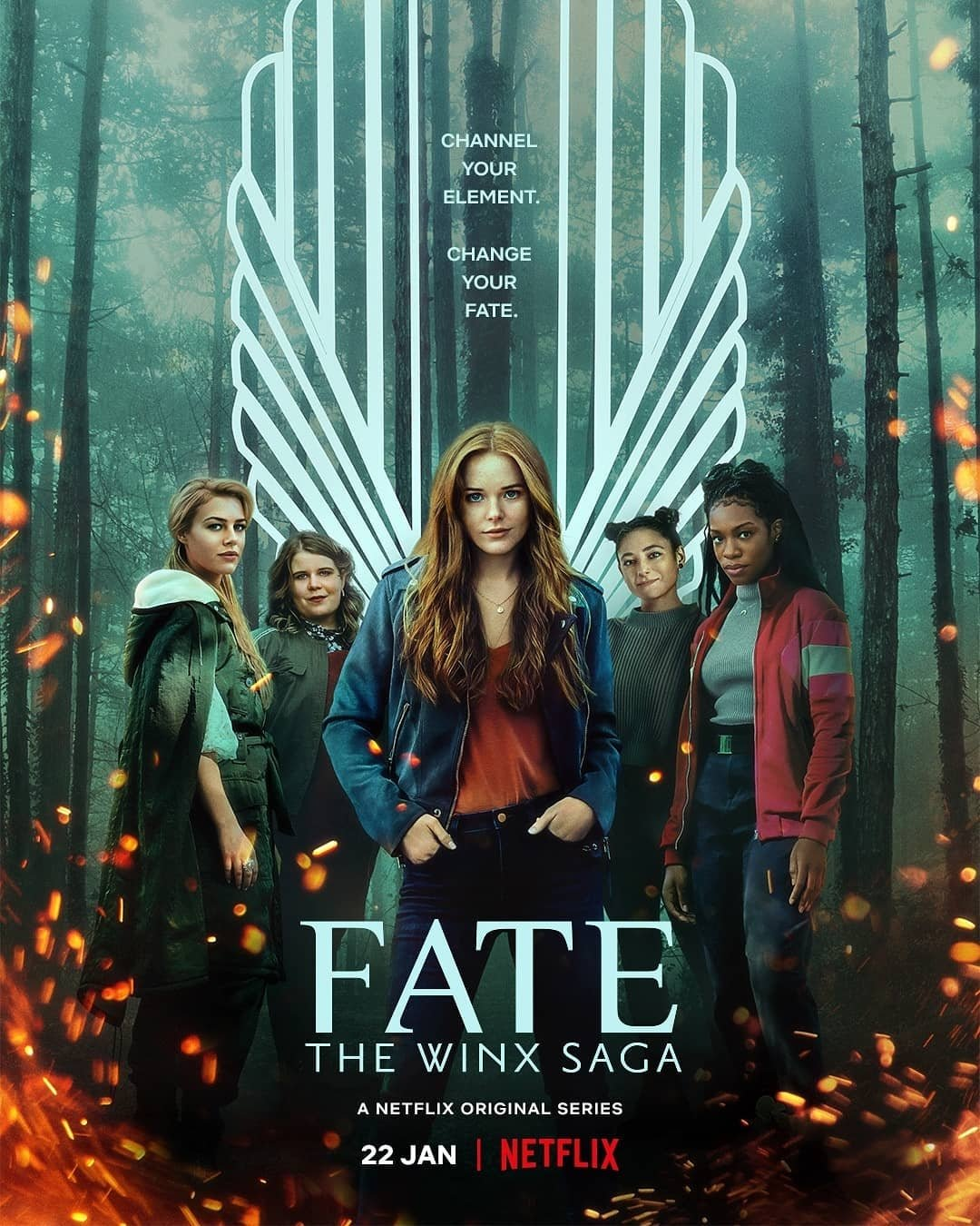 fate the winx saga - best witch shows on Netflix