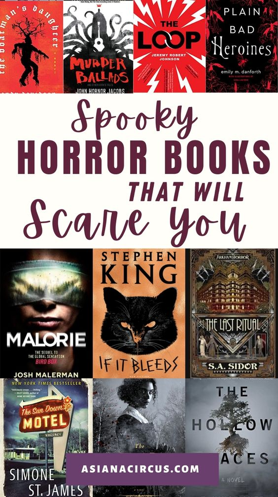 Best New Horror Books For Adults