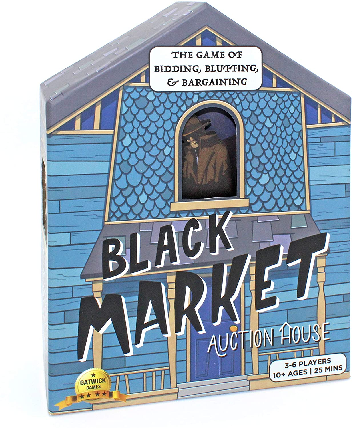Black Market Hilarious Adult Games for Game Night