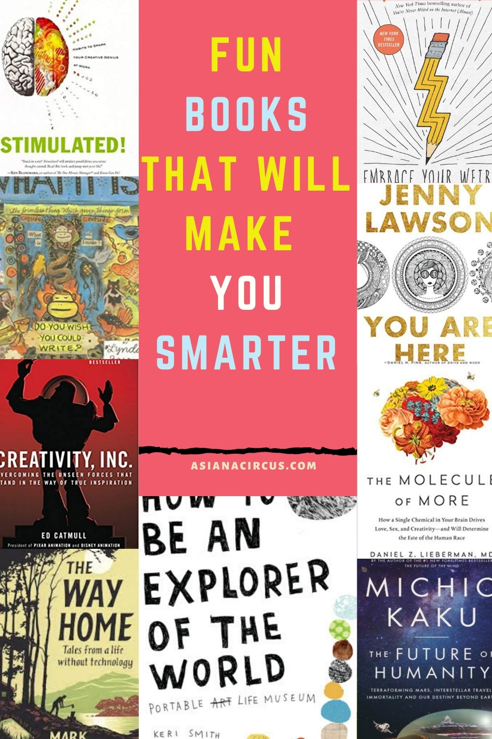 Books on mindfulness that will make you think