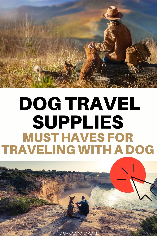 Dog Travel Supplies (1)