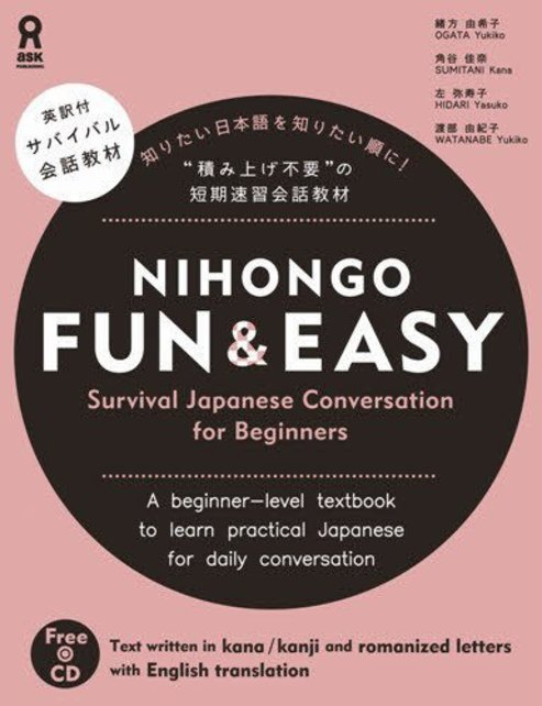 Free introduction to Japanese conversation lesson with Mikiko Miyamoto